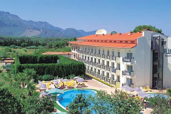 Отель Rios Beach Hotel