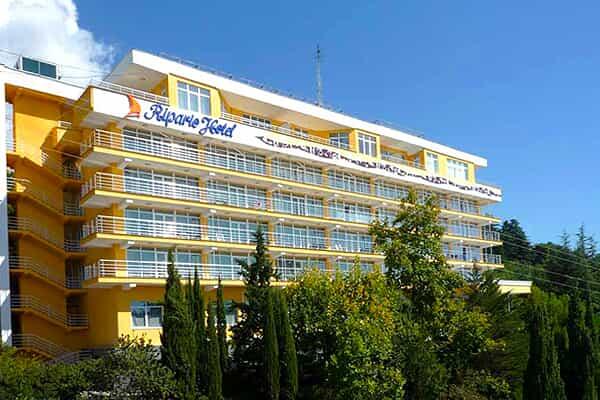 Отель Ripario Hotel Group
