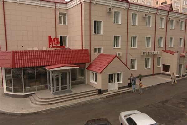 Отель Русь, гостиница (Барнаул)
