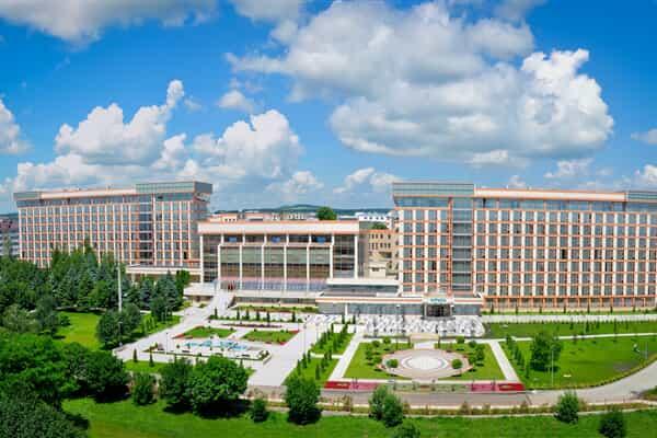 Отель Русь санаторно-курортный комплекс