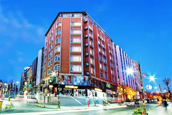 Отель Sahinler Hotel