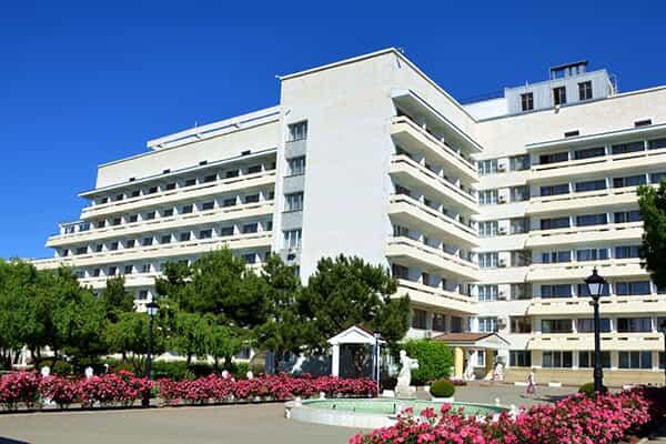 Отель Сакрополь