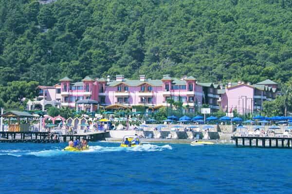 Отель Sea Gull Hotel Kemer
