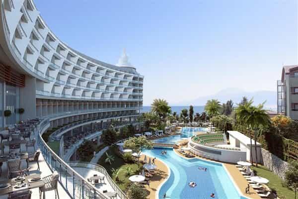 Отель Seaden Quality Resort