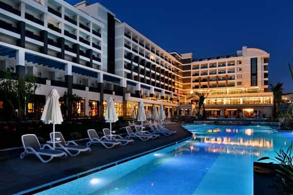 Отель Seaden Valentine Resort & Spa