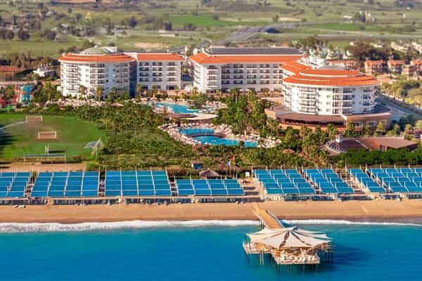 Отель Seaden Sea World Resort & Spa
