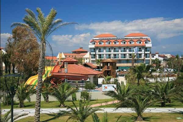 Отель Seher Resort & Spa by Seher Hotels