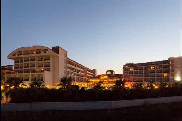 Отель Seher Sun Palace Resort & Spa Hotel