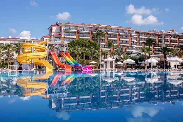 Отель Selge Beach Resort &Spa