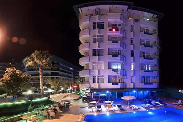 Отель Semt Luna Beach Hotel