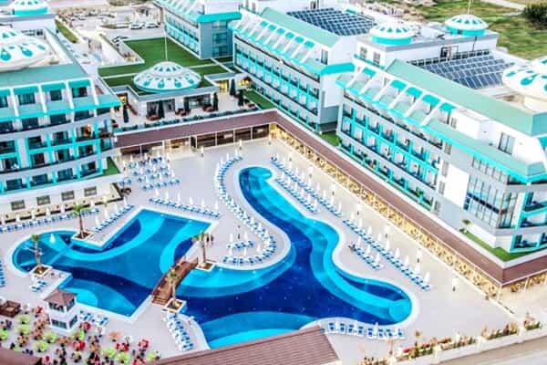 Отель Sensitive Premium Resort & Spa