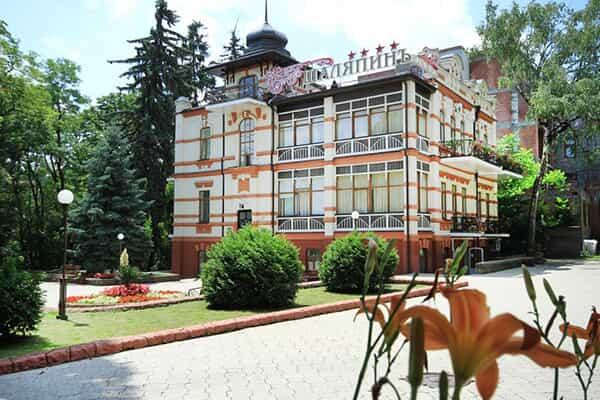Отель Шаляпинъ (Кисловодск)