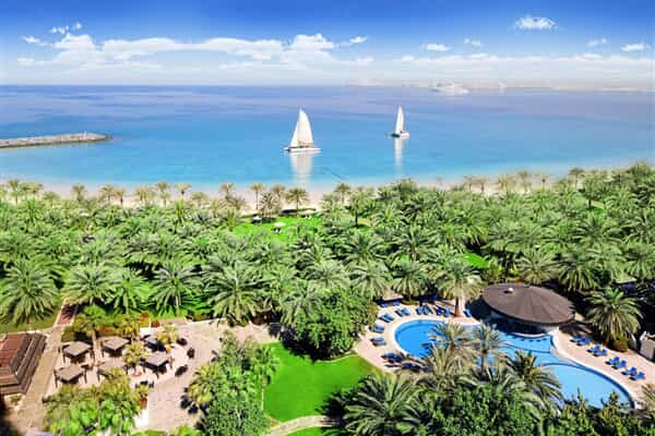Отель Sheraton Jumeirah Beach Resort & Towers