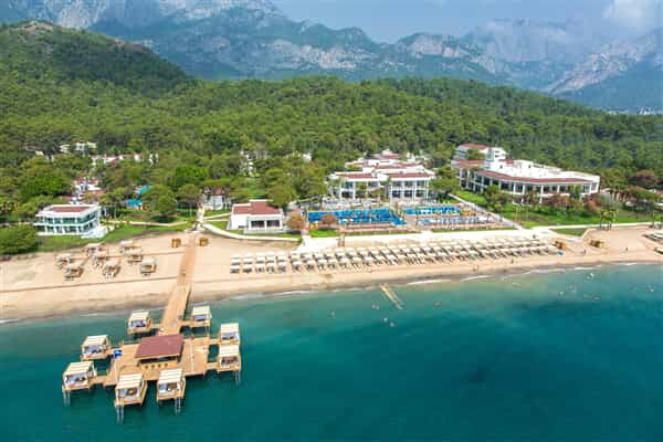 Отель Sherwood Exclusive Kemer