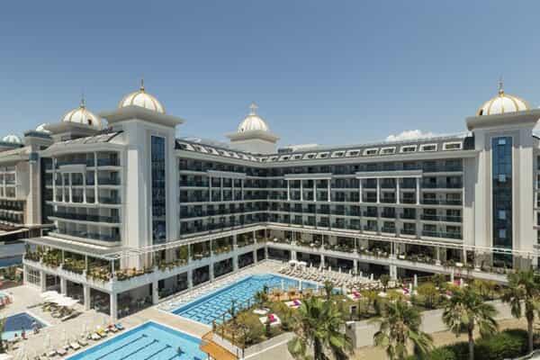Отель Side la Grande Resort & SPA