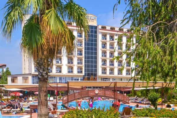 Отель Sidekum Hotel