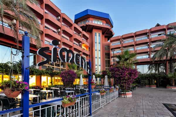 Отель Simena Hotel
