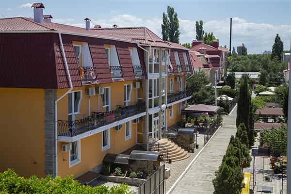 Отель Скиф 46