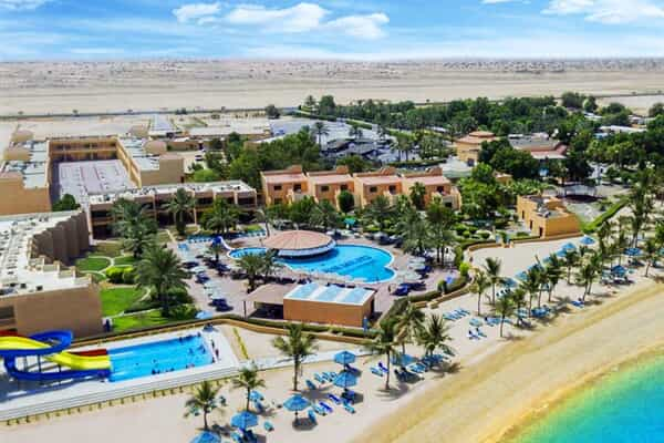 Отель Smartline Bin Majid Beach Resort