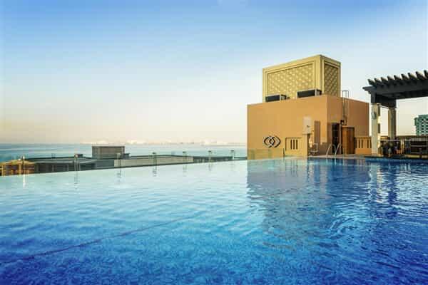 Отель Sofitel Dubai Jumeirah Beach Hotel.