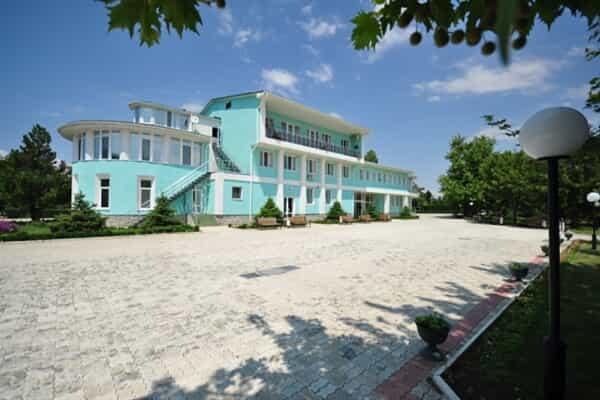 Отель Солнечный (Николаевка)