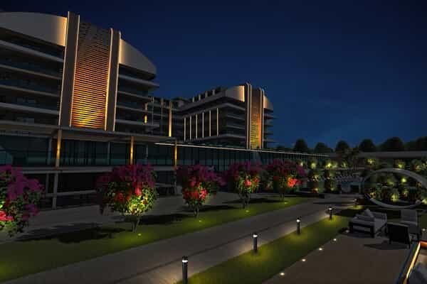 Отель Sorgun Akadia Luxury