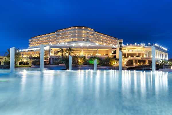 Отель Starlight Resort Hotel