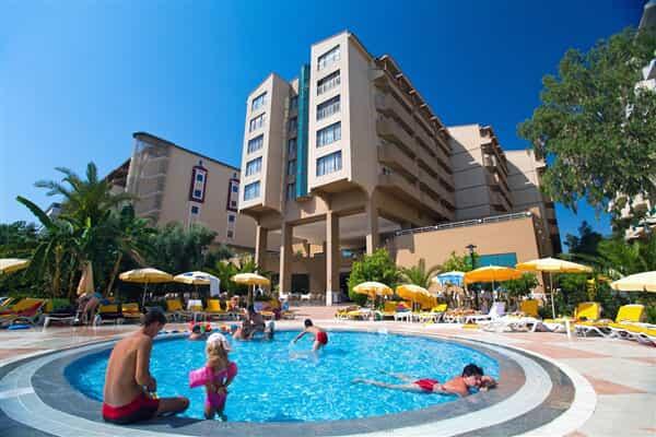 Отель Stella Beach Hotel Alanya