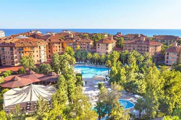 Отель Stone Palace Resort (ex Vera Stone Palace)