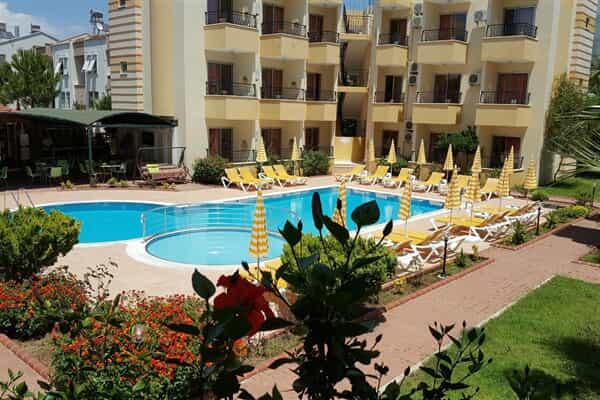 Отель Summer Rose Hotel