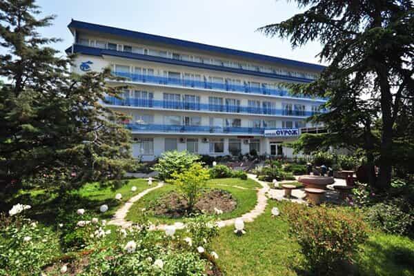 Отель Сурож