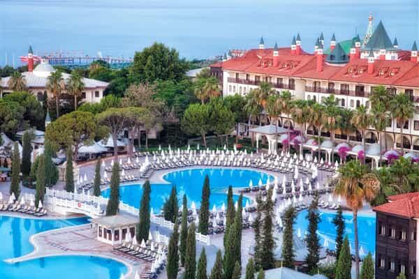 Отель Swandor Hotels & Resorts Topkapi Palace