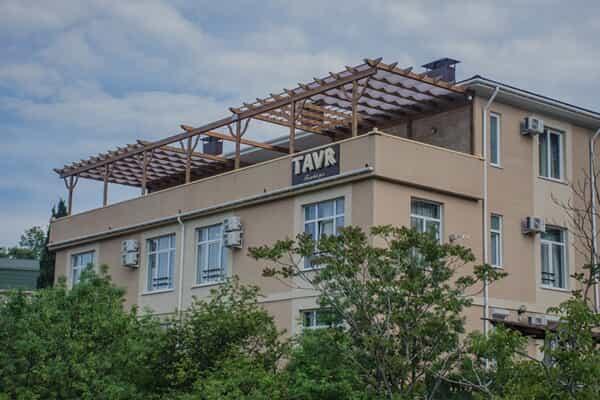 Отель Тавр (Ялта)