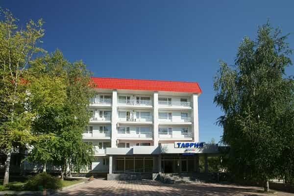 Отель Таврия (Симферополь)