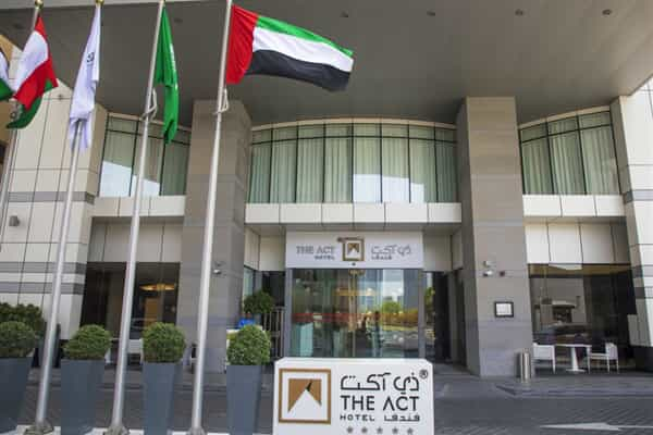 Отель The ACT Hotel Sharjah
