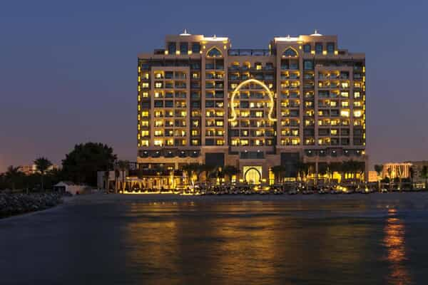 Отель The Ajman Saray, A Luxury Collection Resort