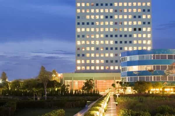 Отель The Marmara Antalya
