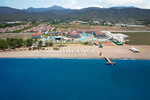 Отель Tui Sensatori Resort Fethiye By Barut Hotels