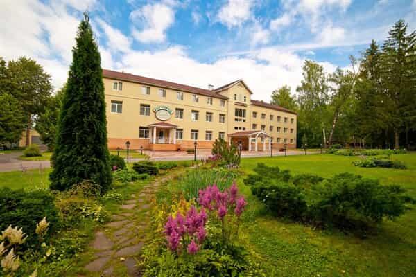 Отель Тверь Парк Отель
