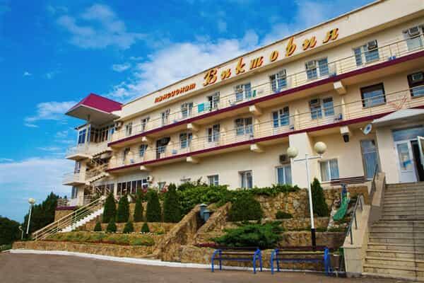 Отель Виктория (Кабардинка)