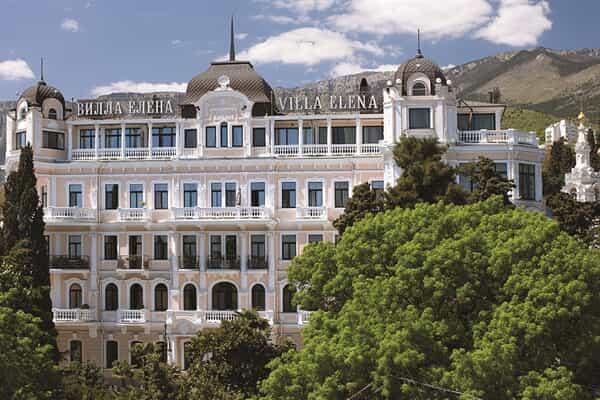 Отель Вилла Елена (Villa Elena)