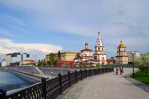 Отель Восточная сказка Байкала, 9 дней