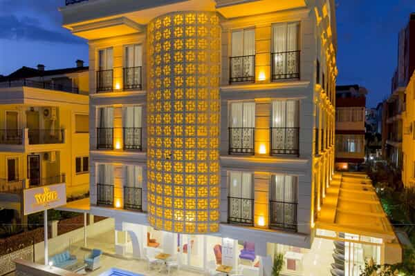 Отель Wise Boutique Hotel & SPA