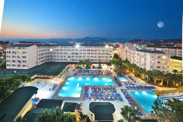 Отель Xeno Eftalia Resort
