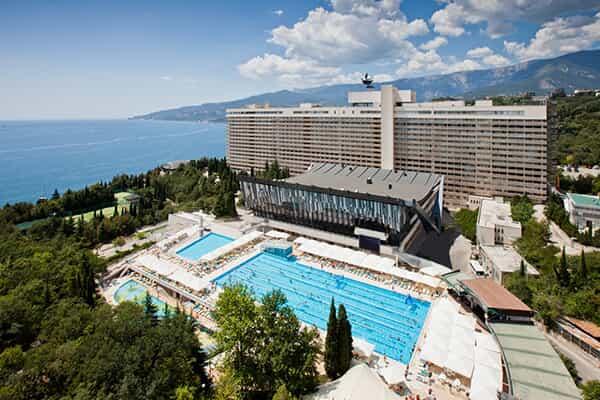 Отель Yalta-Intourist (Ялта-Интурист)