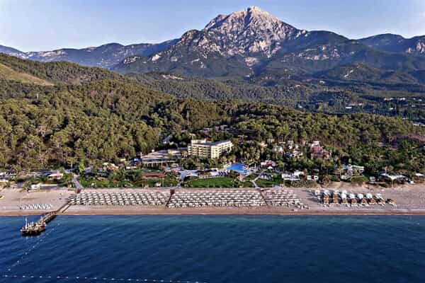 Отель Zarema Sultan Luxury Resort (test)