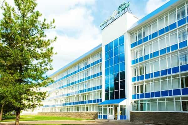 Отель Зеленая роща (Башкирия)