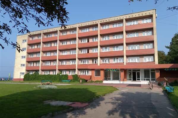 Отель Зеленоградск
