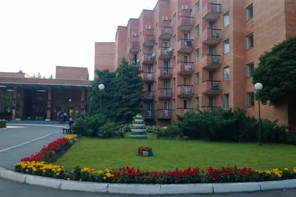 Отель Звенигородский РАН