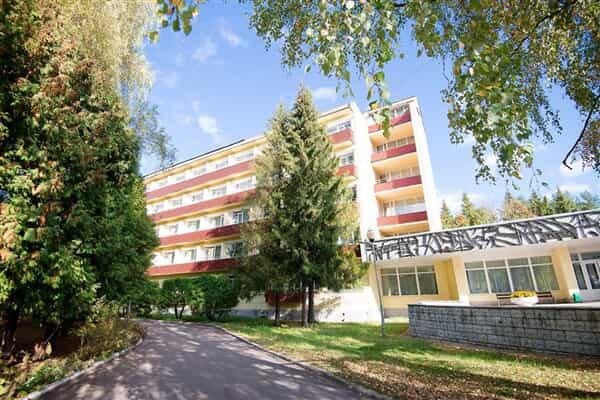 Отель Звенигородский(санаторий)